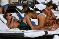 Sylvie Meis   Bikini in Miami   January 1   172 pics