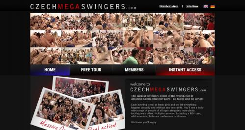 CzechMegaSwingers.com (HD)
