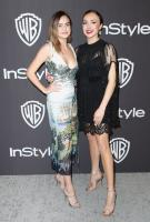 Bailee Madison - InStyle and Warner Bros Golden Globes After Party 1/6/19