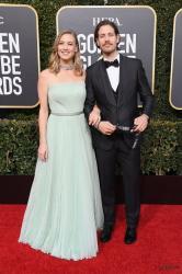 Yvonne Strahovski - 2019 Golden Globe Awards Red Carpet