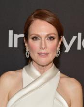 Julianne Moore - InStyle and Warner Bros Golden Globe 2019 After Party