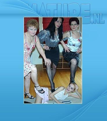 Bernadette (21), Diva (47), Romana (54), Rozalia (48)