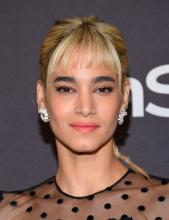 Sofia Boutella - InStyle and Warner Bros Golden Globe 2019 After Party