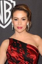 Alyssa Milano - InStyle and Warner Bros Golden Globe 2019 After Party