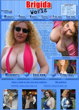 BrigidaBigTits (SiteRip) Image Cover