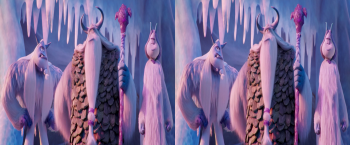 Smallfoot: Il mio amico delle nevi (2018) 3D Half SBS 1080p ITA/AC3 5.1 ENG/AC3+DTS 5.1 MKV