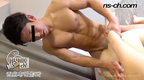 NS-553 ノンケのSEX事情!!彫刻のような美ボディ!!(俊樹君編)