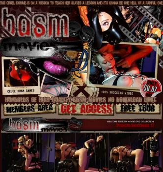 BDSMMovies (SiteRip) Image Cover