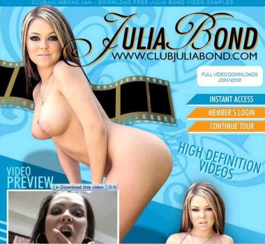 ClubJuliaBond (SiteRip) Image Cover