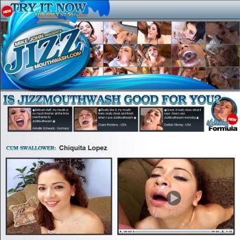 JizzMouthWash (SiteRip) Image Cover