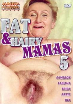 Fat And Hairy Mamas #5