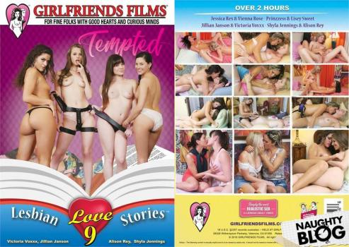 Lesbian Love Stories Tempted # 9