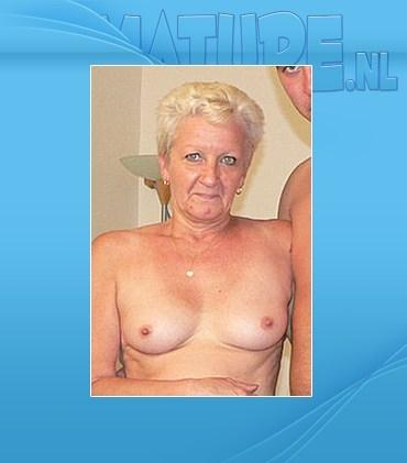 Jinny (62) - Horny blonde mature cunt sucking and fucking
