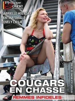 92420993 cougars en chasseb - Cougars en Chasse
