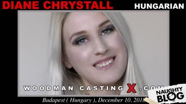 Woodman Casting X - Diane Chrystall